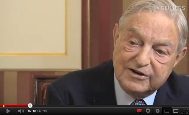 Soros Interview